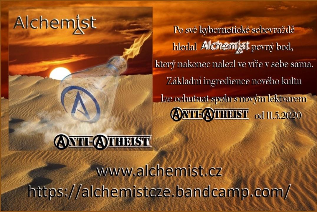 Anti-Atheist promo